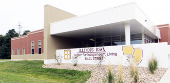 Illinois Iowa Center for Independent Living Rock Island, IL
