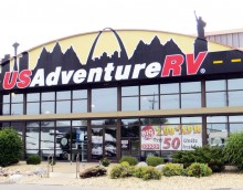US Adventure RV, Davenport, IA